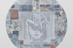 1-Im-Kreis-8-2015-70x70-cm-Bleistifftzeichnung-und-Frottage
