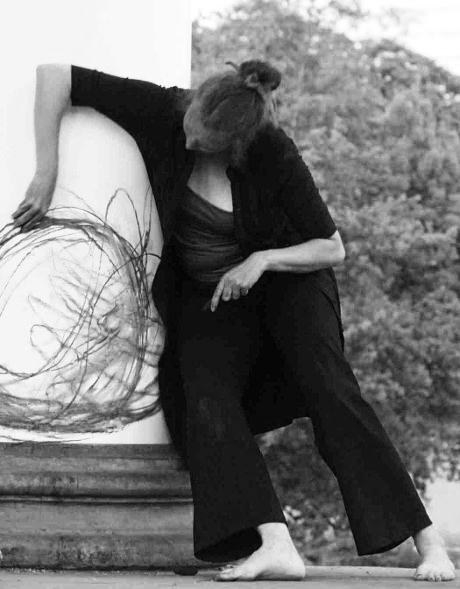 Birgitta Martin, Leibniztempel, Foto Andreas Lange