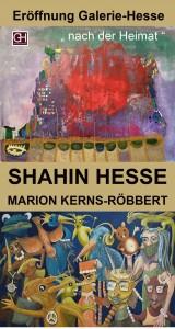 Shahin Hesse Poster 1
