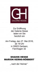 Shahin Hesse Poster 2