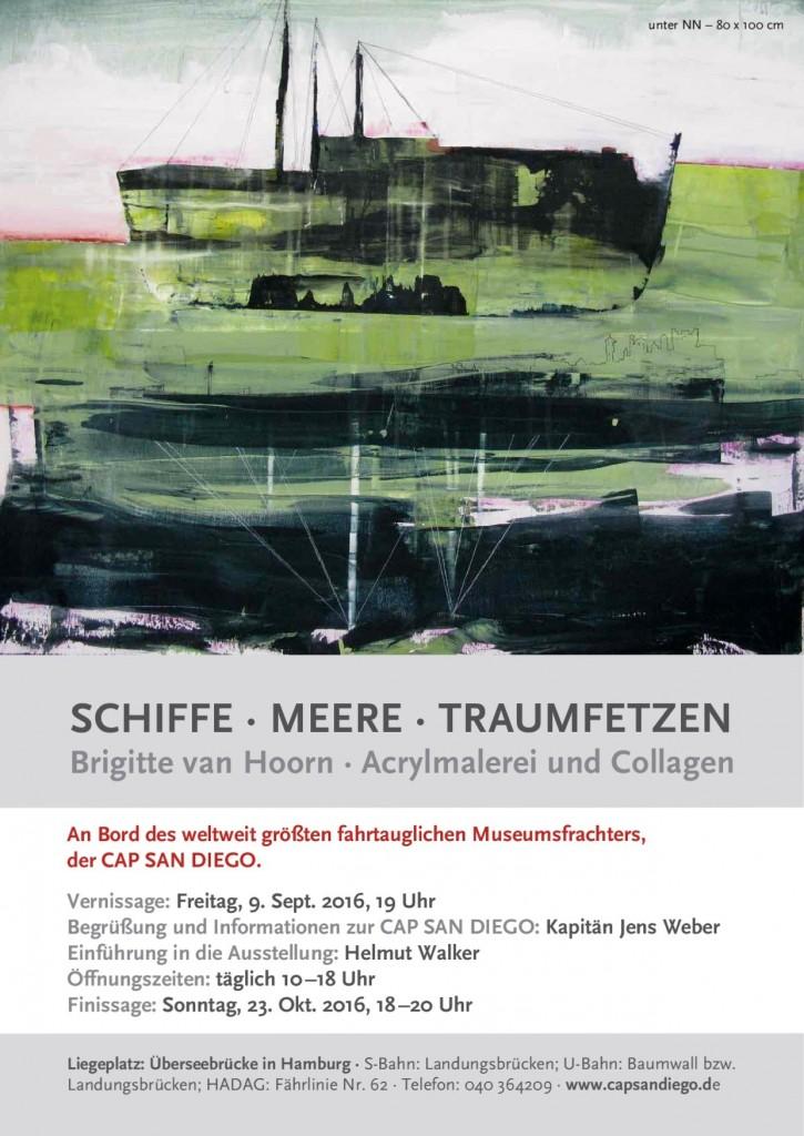 Flyer  Brigitte van Hoorn CSD-002